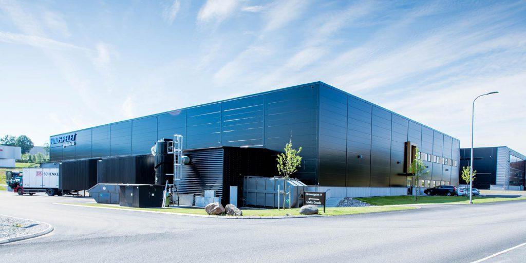 Kontorslokal på 550 kvm med egen ingång i markplan. Nybyggd 2015.