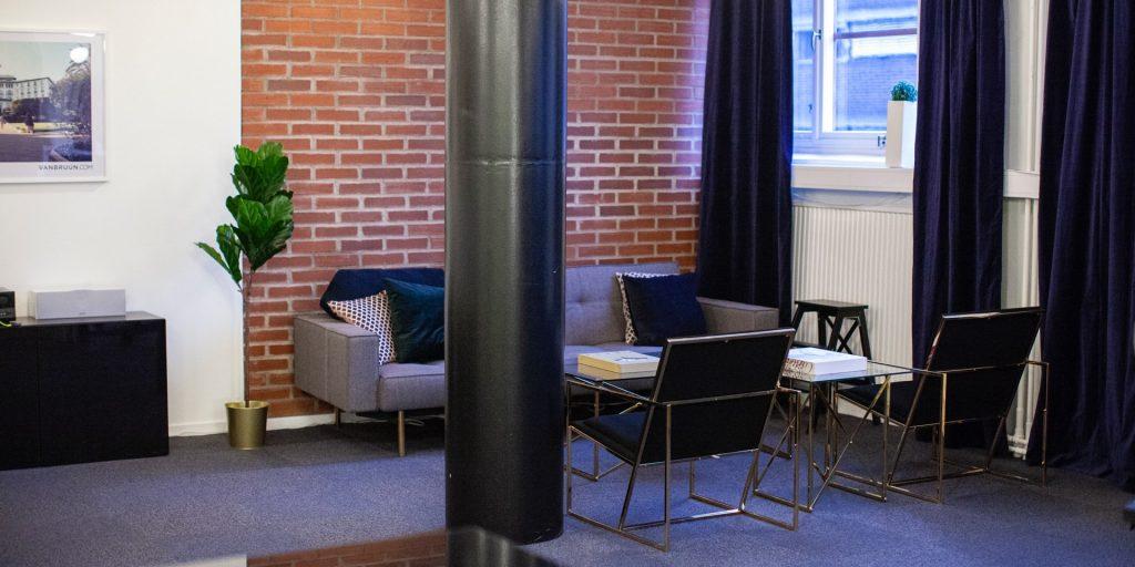 Unik, fräsch och industriell kontorslokal på 175 kvm mitt i centrala Borås!